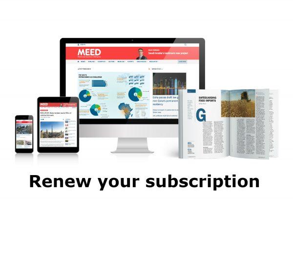Renew your premium subscription