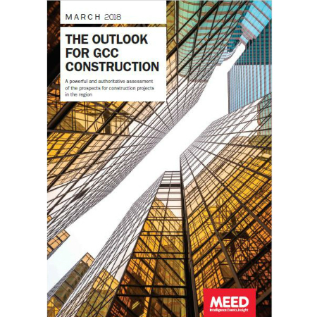 MEED construction report