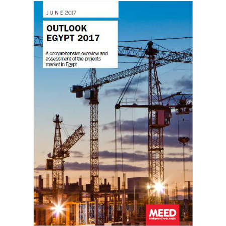 Egypt projects report meed