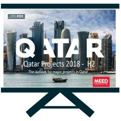 qatar projects report