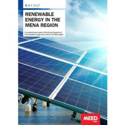 Renewable energy mena MEED