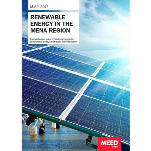 Renewable energy mena MEED