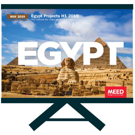 ANALYSIS: Egypt Projects Market Outlook H1 2019