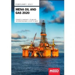 MENA oil and gas meed